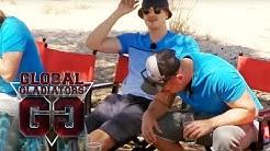 PIETRO LOMBARDI KOTZT: Drinking Donkey fordert die Gladiators! | Folge 2 | Global Gladiators