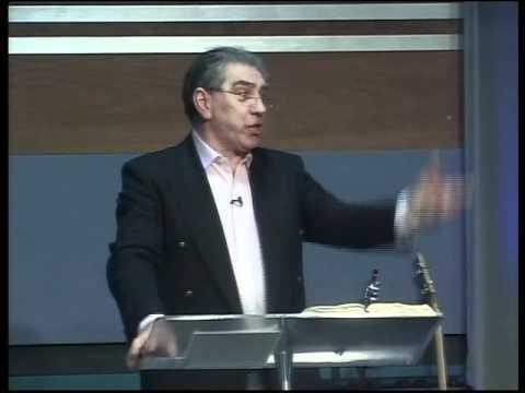 David Shearman preaching to the City Church Network