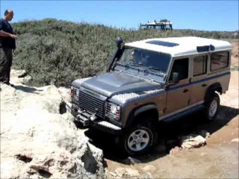 defender 110 lifted Gallery