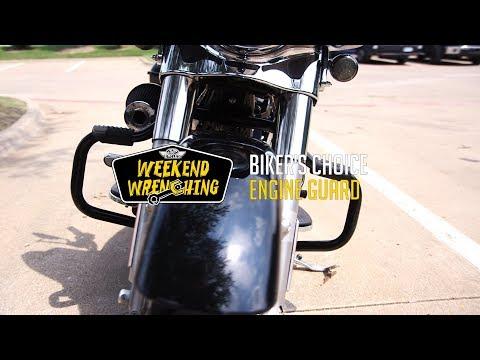 Weekend Wrenching: Biker's Choice Engine Guard
