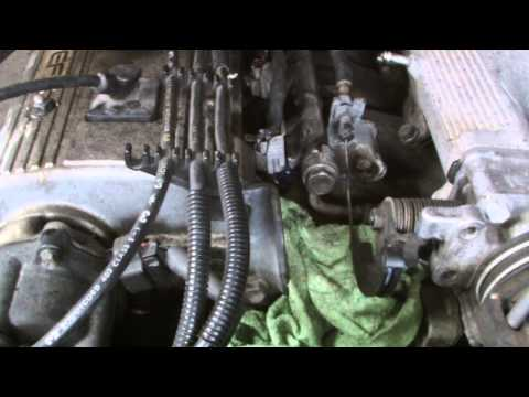 TOYOTA ENGINE REPAIR,2 replacing a faulty fuel injector
