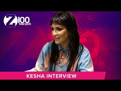 Kesha Talks Her Love For Pop Songs And New Single, 'Raising Hell'
