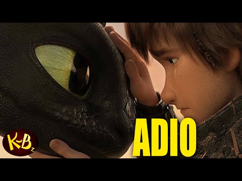 HOW TO TRAIN YOUR DRAGON 3: THE HIDDEN WORLD - CUM E?