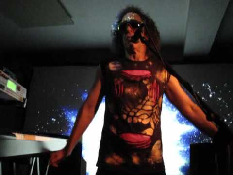 Martin Rev live @ Cafe OTO, London, 02/12/16 (Part 1)
