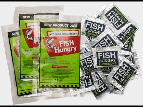 Активатор клёва FishHungry, голодная рыба активатор