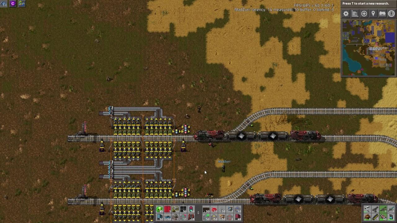 Factorio Workshop - Building A Better Factory :: Station Smart