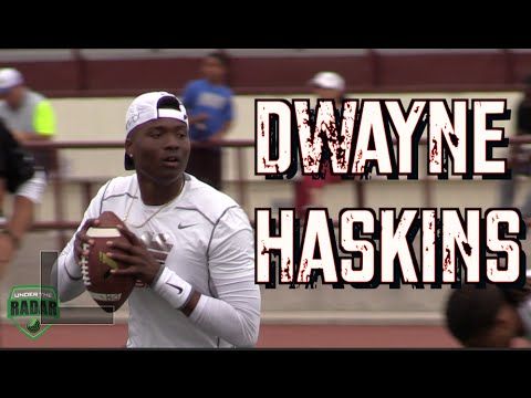 Dwayne Haskins '16 : The Bullis School (MD) Elite11 UTR Spotlight 2015