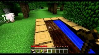 GamerZz - Tuto - Culture du Blé - Minecraft