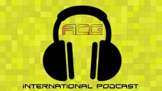 International Podcast #38 Andromeda, Zelda, Game Design, and The Return of a Friend