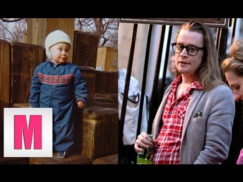 MACAULAY CULKIN (Home Alone) Evolution  From 1980 to 2016
