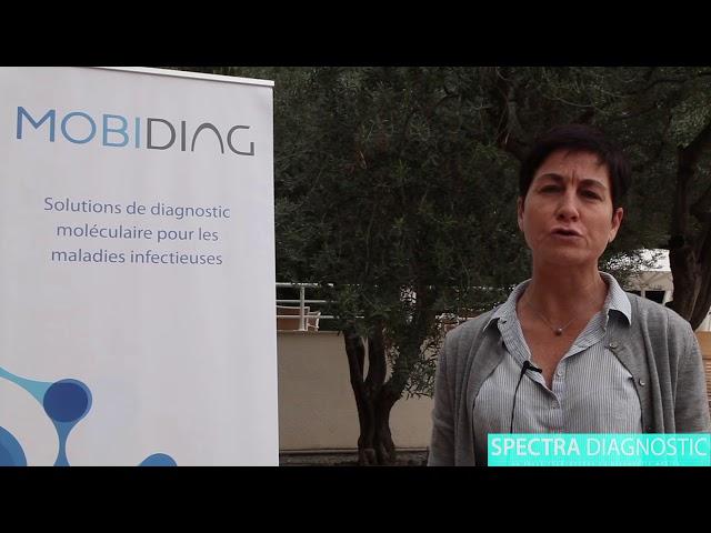 Nathalie VANDENBROUCKE Sté Mobidiag