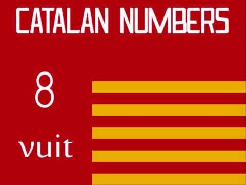 Catalan Counting | Numbers 1-10 | Català