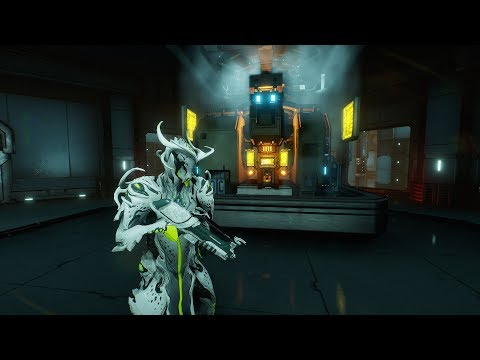 Warframe Glass Cage A