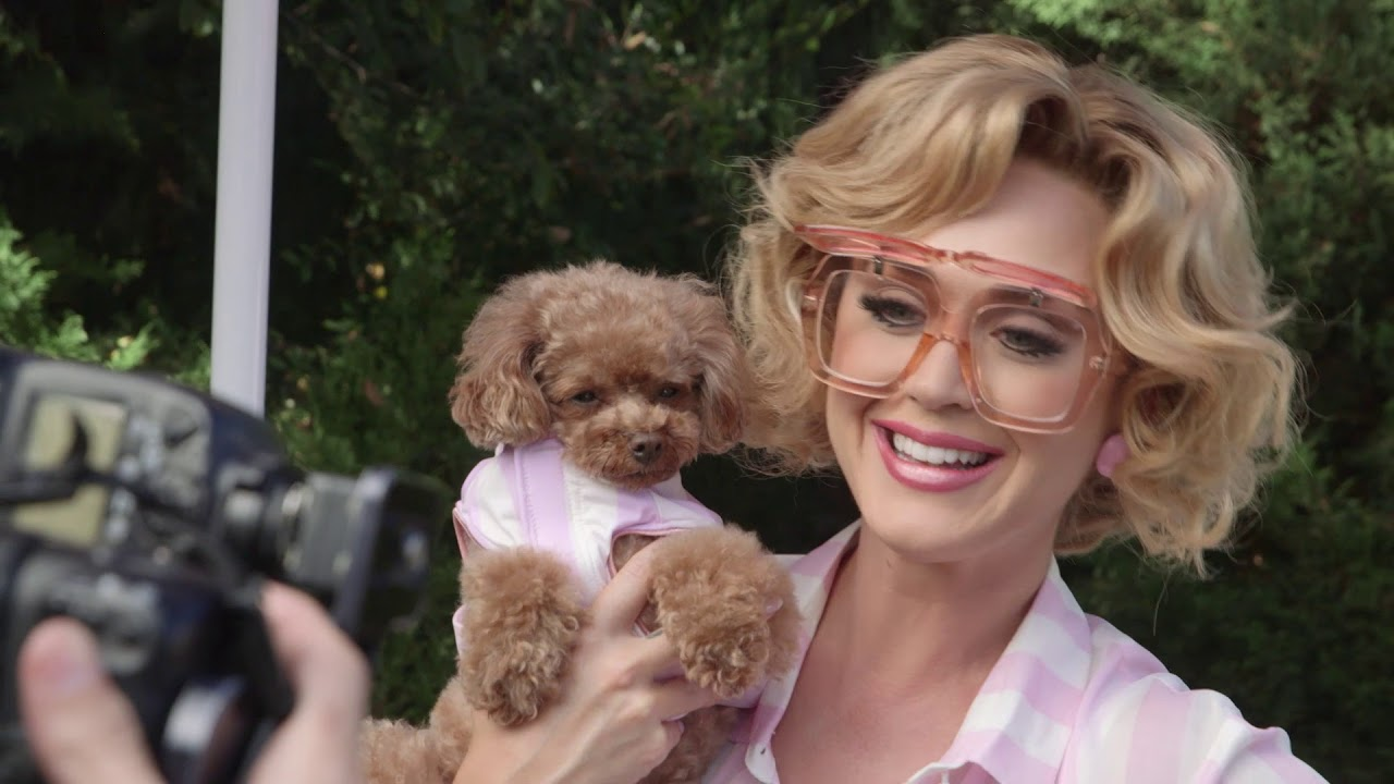 "Katy Perry — Making of ""Small Talk"" / Episode #3"
