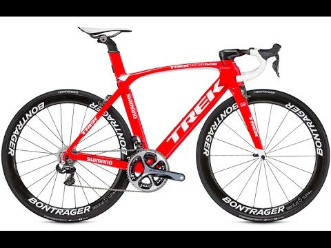 Leading Edge Chapter Eight: Trek, Making Madone