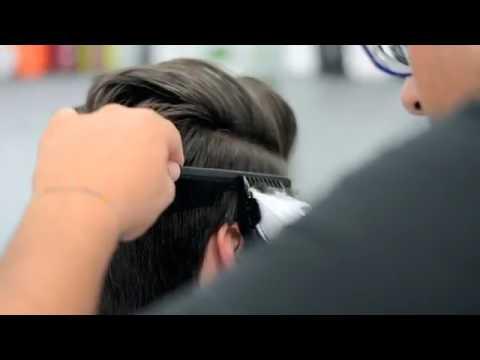 hair cutting new look