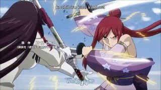 Fairy Tail OP 22 v2[Ashita wo Narase] with lyrics