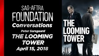 Conversations with Peter Sarsgaard of THE LOOMING TOWER