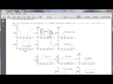 El E 482 - CMOS/VLSI - Lecture 9