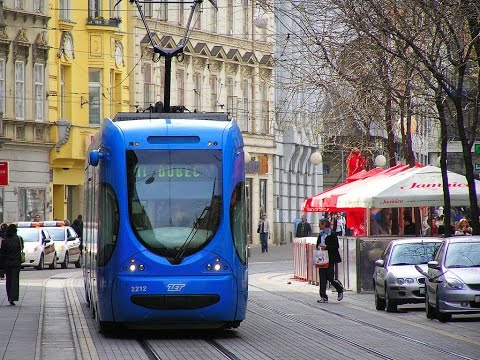 One of the Most Beautiful Cities in the World, Zagreb, Croatia