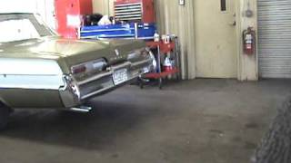 1962 Buick Invicta w/401 nailhead - flamethrowers in 2009