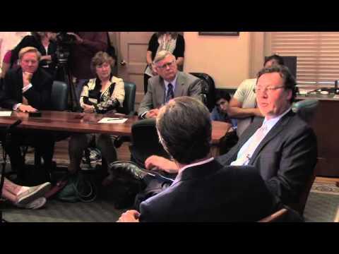 A Conversation with State Representative Joe Straus