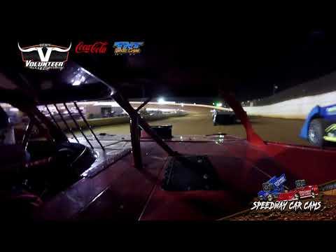 #41 Jody Adkins - Crate - 10-12-19 Volunteer Speedway - In-Car Camera