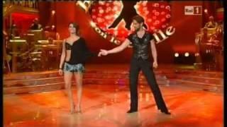 Il Merengue di Alex Belli e Samanta Togni - 14/01/2012