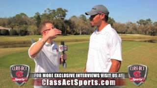 Pro Bowl Wideout Vincent Jackson Interview w/ Class Act Sports