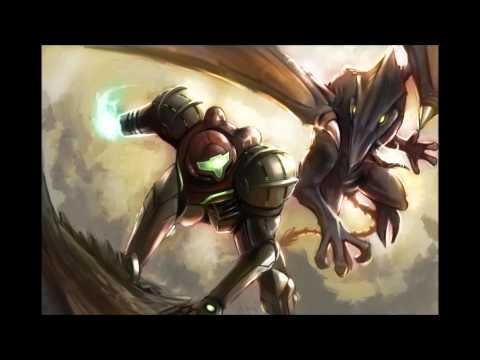 Metroid Confrontation VS Ridley Music