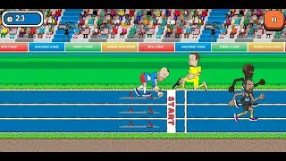 Cartoon Sports: Summer Games (by Joongly games) - sports game for android - gameplay.
