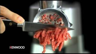 Kenwood køkkemaskiner