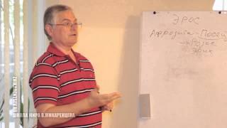 Обучение через Эрос: Афродита и Посейдон (В.Жикаренцев)