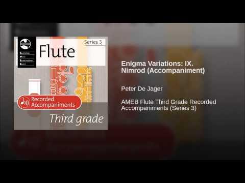 Enigma Variations: IX. Nimrod (Accompaniment)