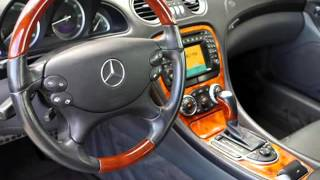 2004 Mercedes Benz SL500 With Glass Roof And Low Miles (Ft. Worth, Texas)