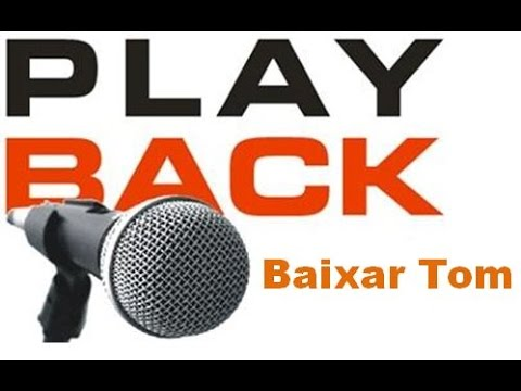 Como Baixar Tom de Play Back no Sound Forge