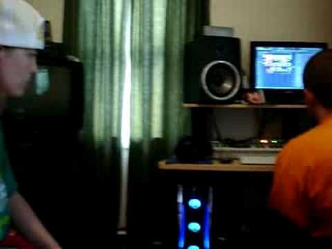 Maniacal @ the studio