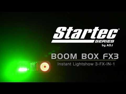 Startec Boom Box FX3