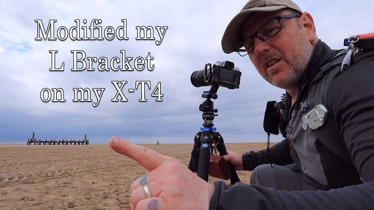 X-T4 Modified L Bracket - Photography - Lytham
