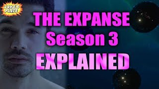 THE EXPANSE Season 3 EXPLAINED!