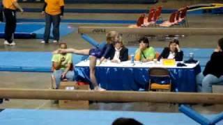 2008 Big Dog Gymnastics Meet Charleston, Wv