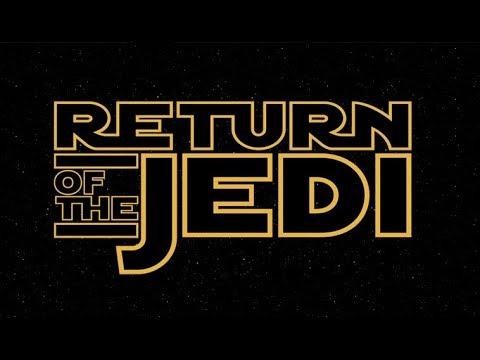 Star Wars: Return of The Jedi  Modern