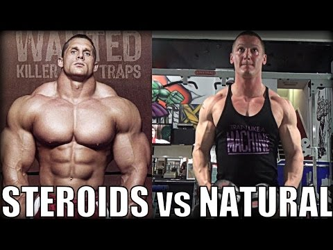 How Big Can You Get Without Steroids?