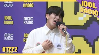 [IDOL RADIO] I Will Go To You Like The First Snow By JONGHO ♬♪