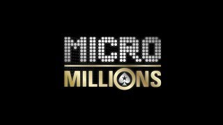MicroMillions 13 $3.30 Event #04 Final Table Replay - PokerStars