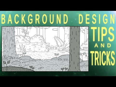 Animation Stuff: Background Design Tips and Tricks