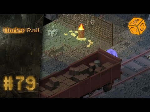 The Lost Train no longer lost - Let's Play Underrail #79
