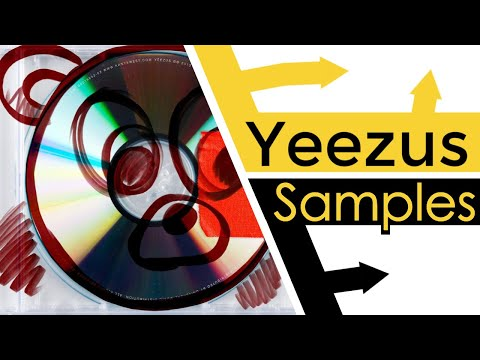 Every Sample From Kanye West's Yeezus