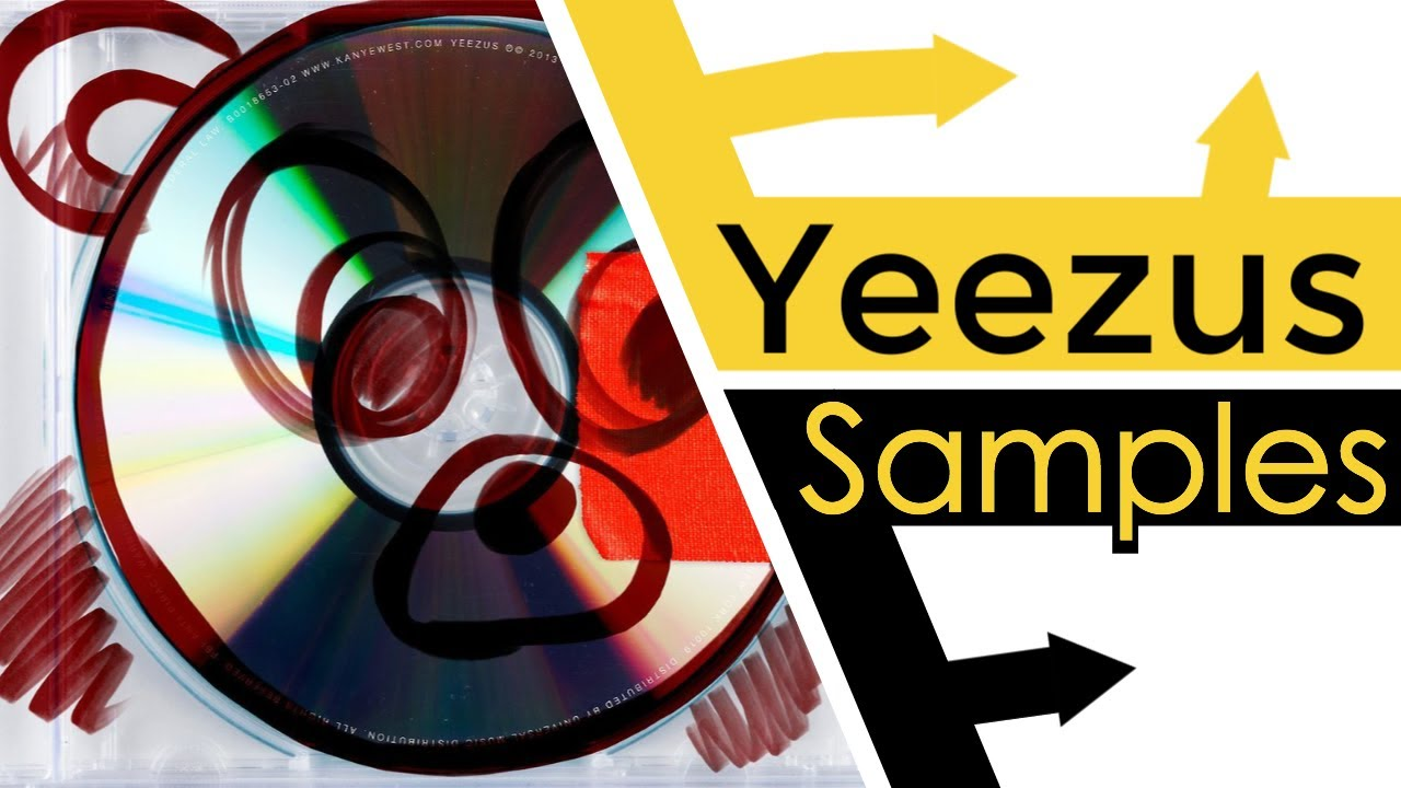 ce28527f402 Every Sample From Kanye West s Yeezus - YouTube