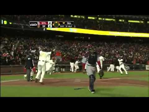 2012-2013 San Francisco Giants TRIBUTE VIDEO